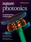 Nature Photonicsの表紙