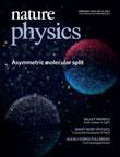 Nature Physicsの表紙