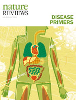 Nature Reviews Disease Primersの表紙
