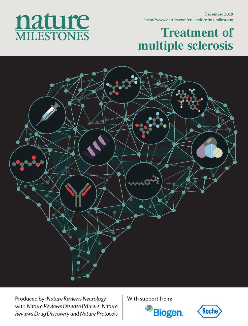 Nature Hitos: tratamiento de la esclerosis múltiple.