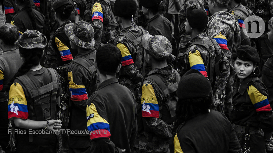 Colombia After The Violence