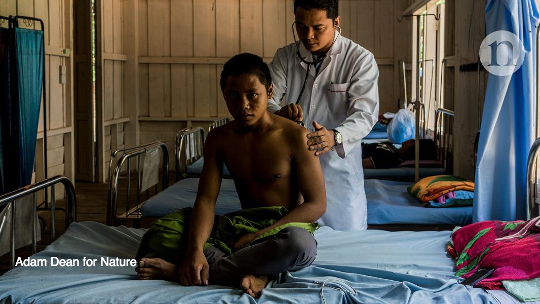 Malaria's ticking time bomb
