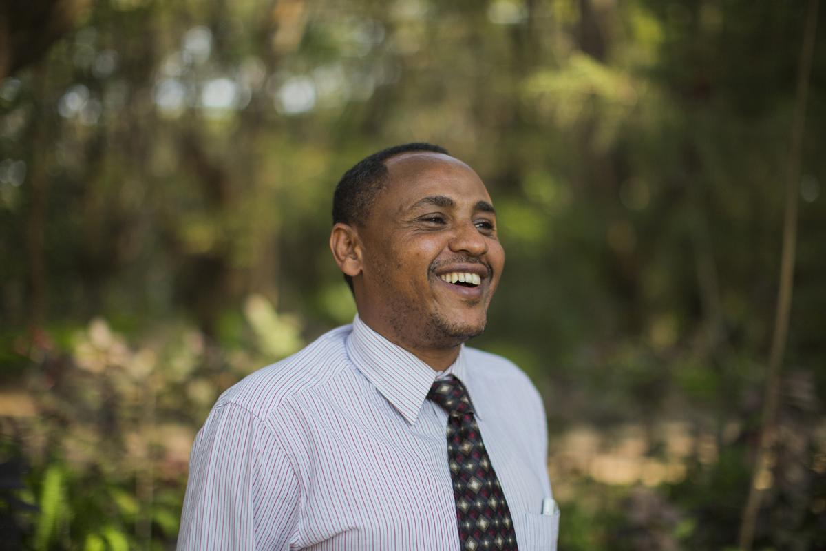 Dr Alemayehu Wassie