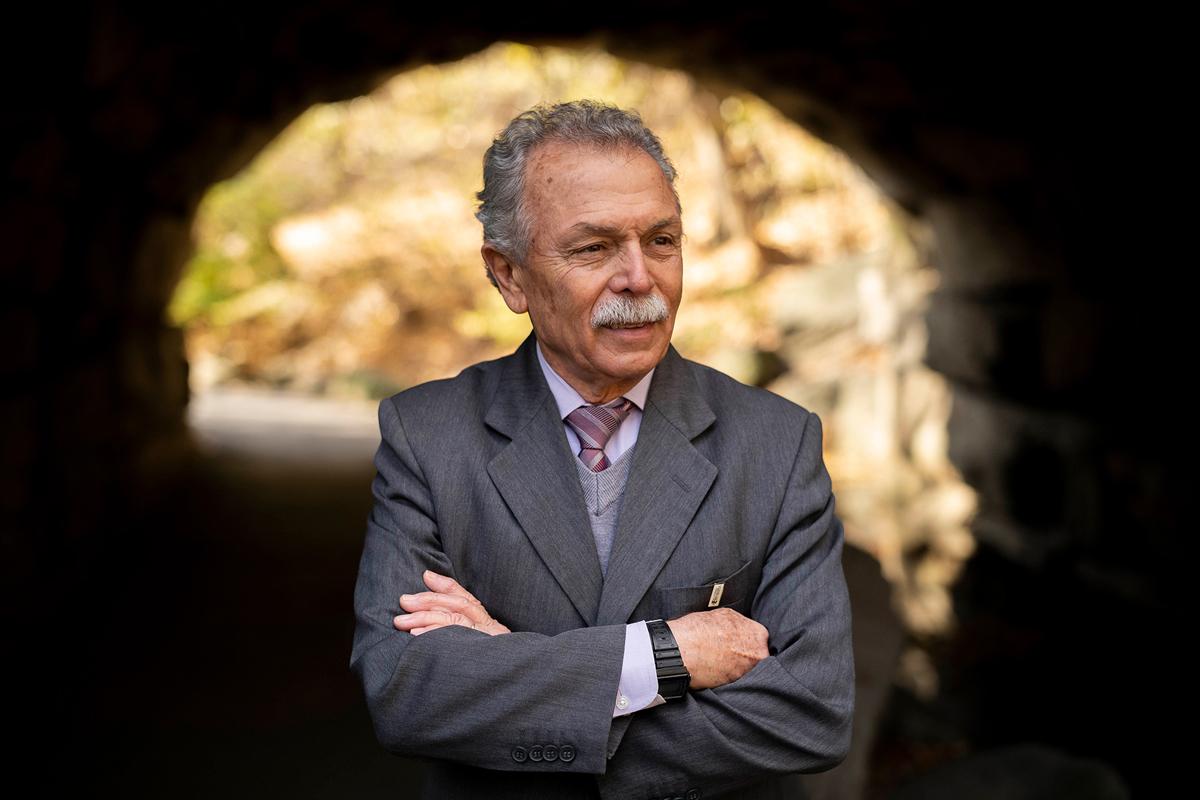 Portrait of Ricardo Galvão