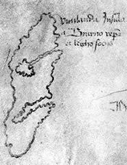 Oldest Map Of America.Analysis Of Pigmentary Materials On The Vinland Map And Tartar