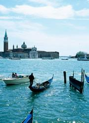 Venice could be going up in the world - by 30 cm in 10 years.