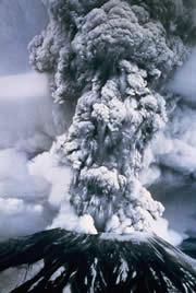 Mount St. Helens released more than 1018 J during its 1980 eruption.