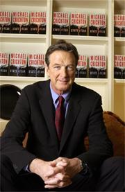 Michael Crichton's new book questions whether global warming is really happening.