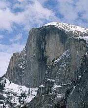 This pluton ain't on Pluto: Yosemite National Park's Half Dome is called a pluton by geologists.