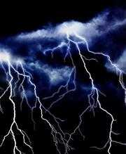 What do lightning and life have in common?