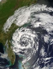 Tropical Storm Andrea could be the first of many to come in 2007.