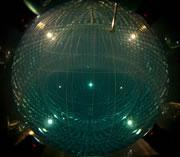 A giant sphere of purified water deep underground: handy for spotting neutrinos.