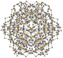 Huge crystal baffles chemists : Nature News