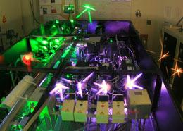The most intense laser in the Universe : Nature News