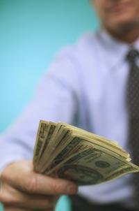 le bonheur de l'argent c'est de le donner