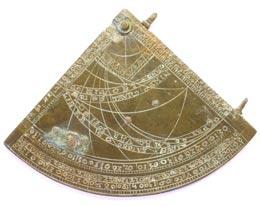 The British Museum needs £350,000 to secure this astrolabe.
