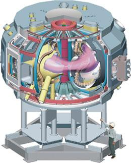 The National Compact Stellarator Experiment never made it out of the design phase.