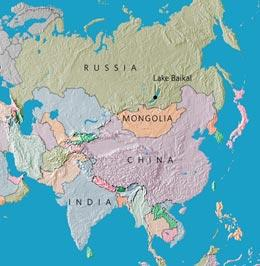 Lake Baikal World Map.Scientists To Dive To The Bottom Of The World S Deepest Lake