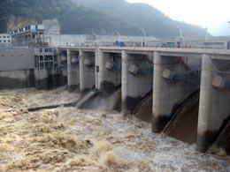 The Xiaoxi hydropower station