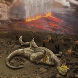 dinosaur extinction for kids