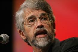 Looking to the future: John Holdren, has long pushed for changes to US energy policy.