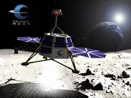 The MoonOne lander aims to fly cargo to the Moon for cash.