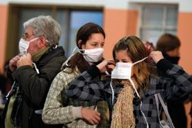 Argentines have been travelling abroad to buy flu drugs.