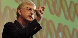 Francis Collins has been a staunch advocate of genomic medicine.