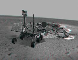 building jpl rover spirit - photo #9