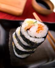 sushi @ Nature