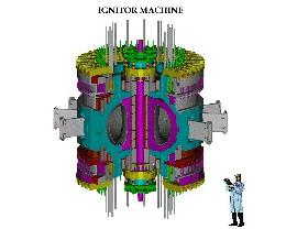 IGNITOR proposed reactor