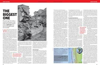 earthquake in chile 2010 article