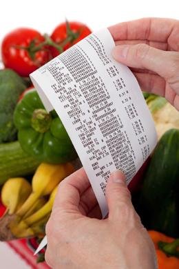 Thermal paper used in till receipts is a source of BPA.iStockphoto.com/ M. Flippo