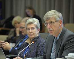 NIH director wins bid for translational medicine centre