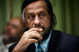 IPCC chairman Rajendra Pachauri faced calls to quit after errors were found in a key report.
