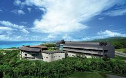The main building and labs of the &x0024;300-million Okinawa Institute campus will be finished next year.