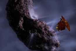 Deep Impact had a novice mission leader, but its comet encounter was a smashing success.