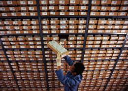 With nearly 90 million samples, the AFIP's tissue repository is the world's largest.