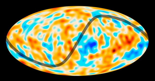 Universe may be curved, not flat