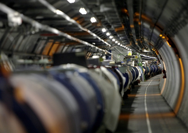 China to Create Super-Collider Double the Size of CERN's