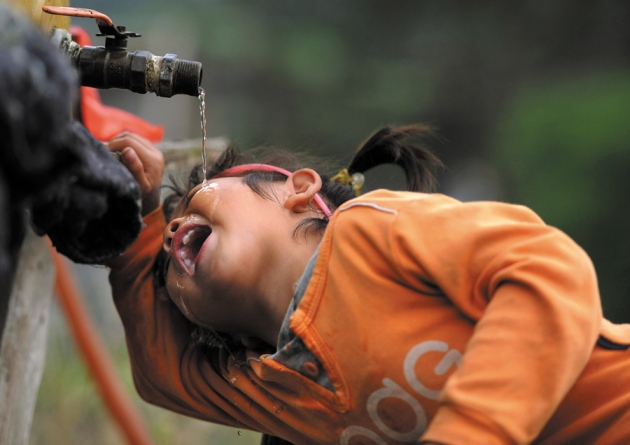 China Drinking Water Pollution