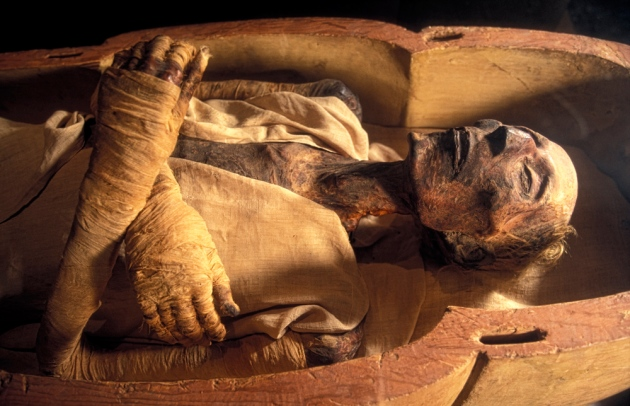 pharaohs of egypt mummies