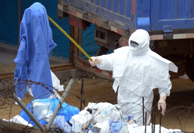 Blood transfusion named as priority treatment for Ebola