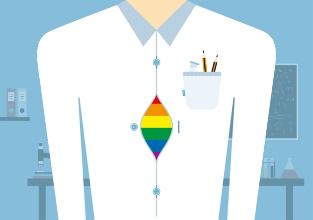 Diversity: Pride in science : Nature News & Comment