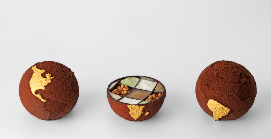 Foodies Embrace Dprinted Cuisine Nature News Comment - 3d printed edible food grows eat