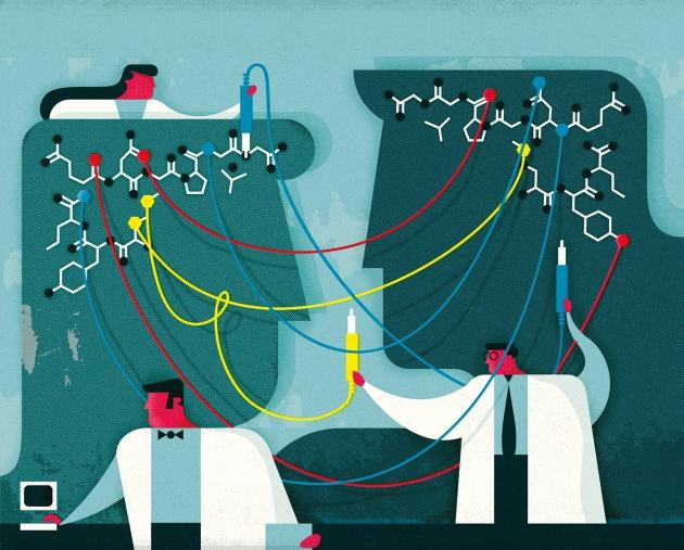 Neuroscientists Reverse Some Autism >> Neuroscience The Hard Science Of Oxytocin Nature News