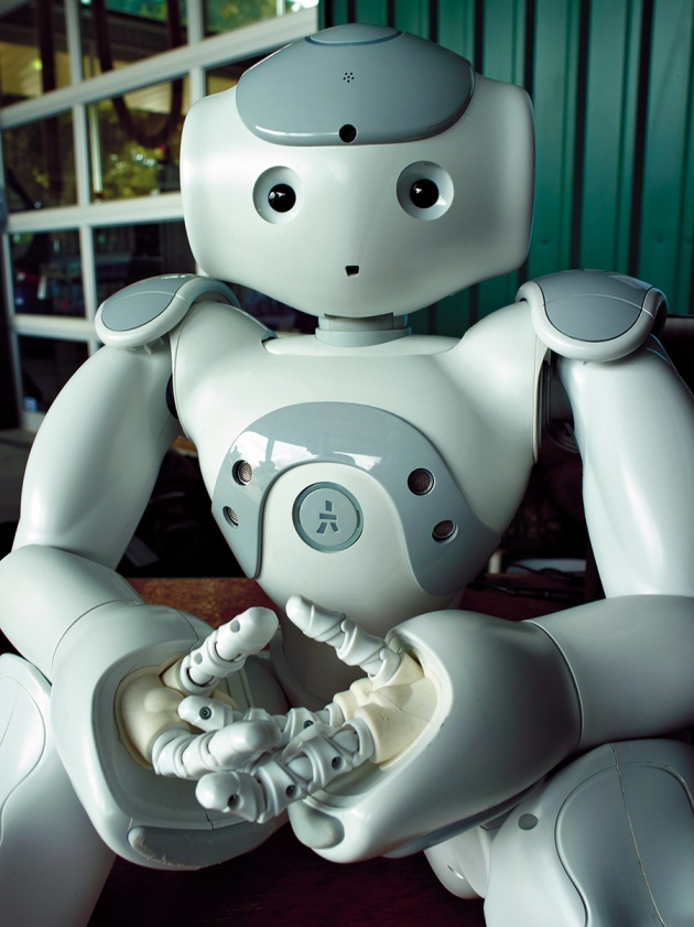 artificial intelligence in robots Applications of artificial intelligence  robots have proven effective in jobs that are very repetitive which may lead to mistakes or accidents due to a lapse in .