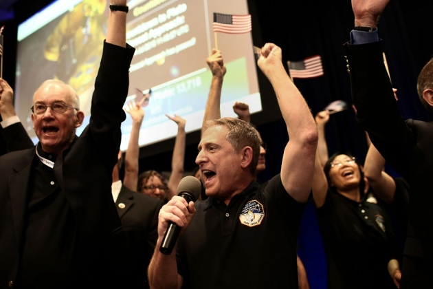 New Horizons reaches Pluto: in pictures