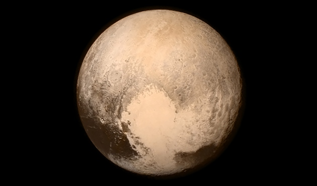 Vibrant Pluto stuns scientists