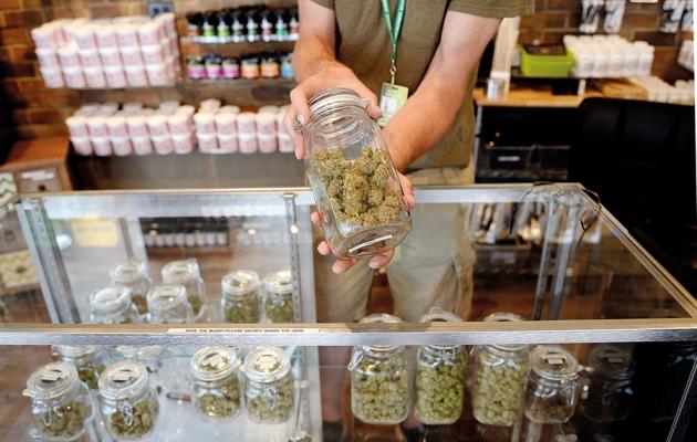 I need legit scientific research that shows the benefits of marijuana?